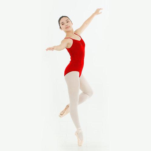 紅色吊帶舞衣 (芭蕾舞)