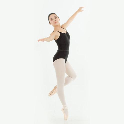 黑色吊帶舞衣 (芭蕾舞)