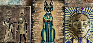 Marlene Smyth - The Goddess, the Sphinx and the Pharaoh (trio)