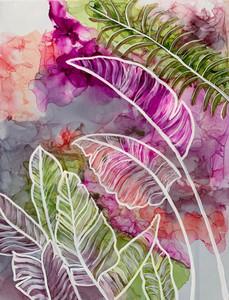 Edith Larochelle - Tropical Paradise
