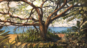 Ruth Zack Cunningham - Ancient Tree of St. Kitts