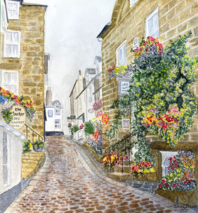 Lynda Fraser - St. Ives Cornwall