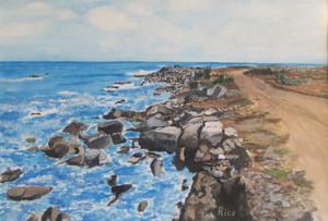 Richard Caron - Aruba Suburb