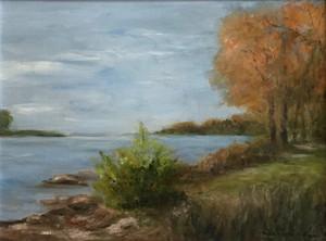 May Landerman - Fall in Lachine