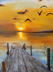 Patricia Verheij - Sunrise