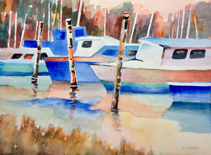 Jerry Ilavsky - At the Wharf