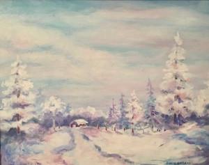Dianne Brazeau - Winter Blues