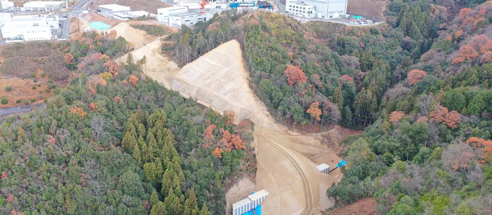 令和2年度 西風新都環状線(梶毛南工区)道路新設工事(30-2)