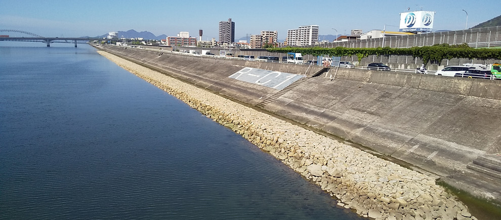 令和2年 太田川庚午中地区耐震対策工事