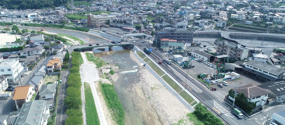 R1 国道2号中野地区災害復旧第2工事