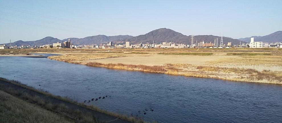 令和2年 太田川大芝管内河道掘削外工事