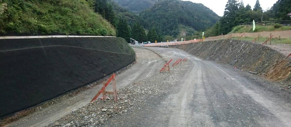 H28一般国道433号道路改良工事(2工区)