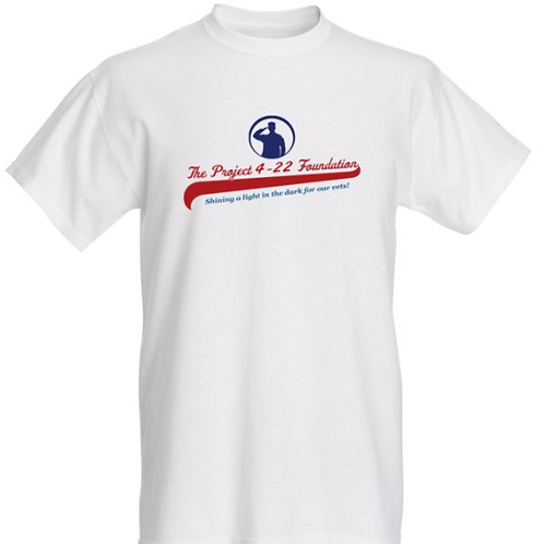 Project 4-22 Foundation T-Shirt