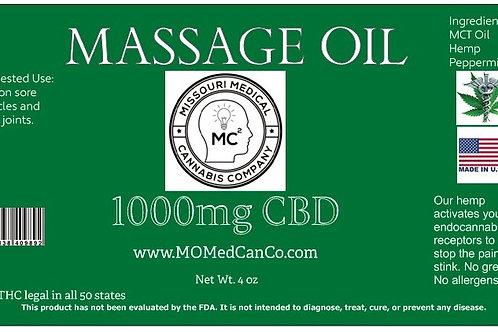 Massage Oil 1000