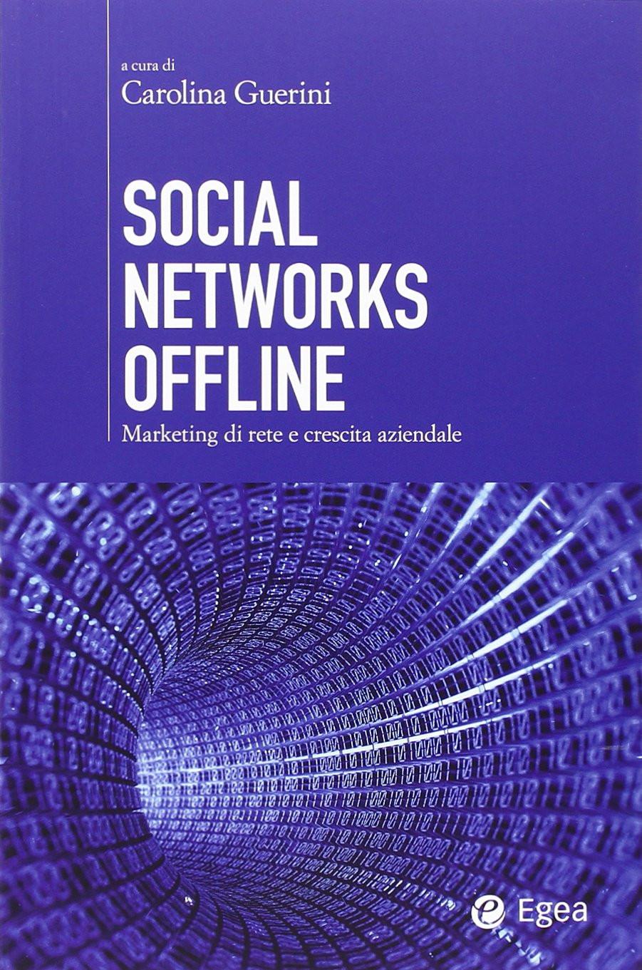 """Compra il libro """"Social Network Offline"""" su Amazon"""