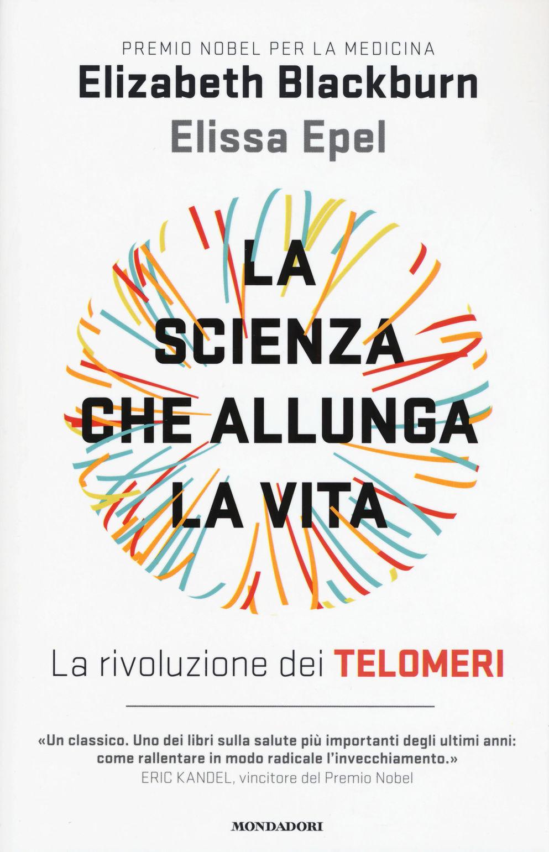 """Compra il libro """"La scienza che allunga la vita"""" su Amazon"""