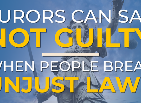 The Forgotten Civil Right: Jury Nullification