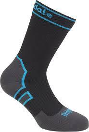 Bridgedale Stormsock Mid Weight Boot Sock Black