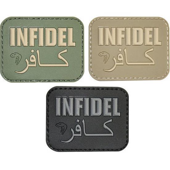 Viper Tactical Infidel Rubber Patch