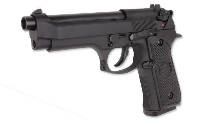 WE M92 Gen 2 Gas Blowback Pistol (Full Metal)
