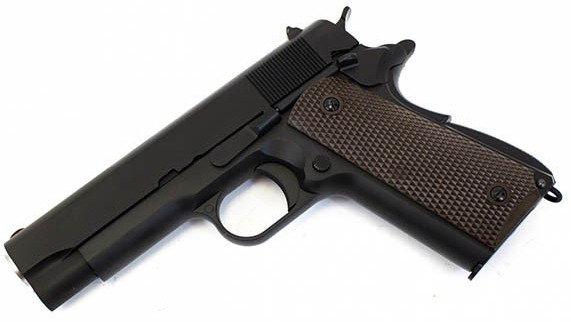 WE 1911 A Gas Blowback Pistol