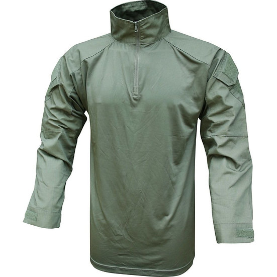 Viper Tactical Warrior Shirt Olive Green