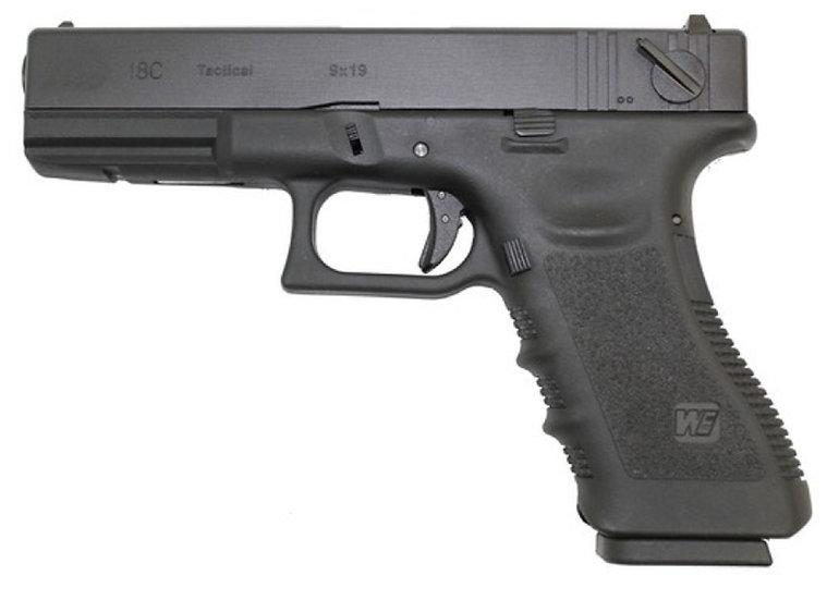 EU G18 Gen 3 Gas Blowback Pistol