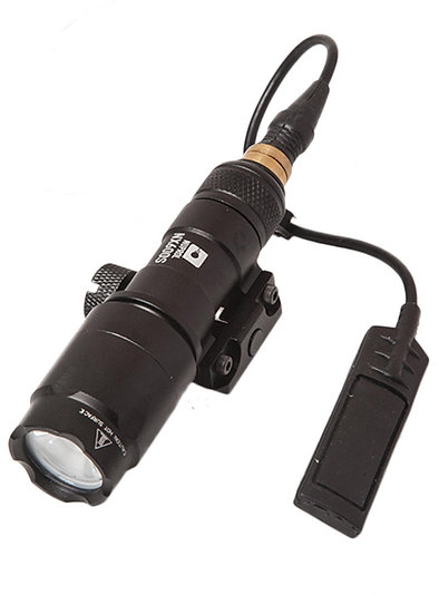 Nuprol NX600 S Rifle Torch With Pressure Switch