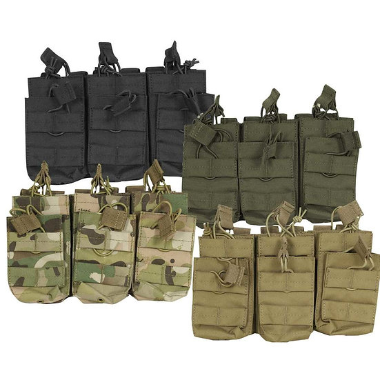 Viper Tactical Duo Treble Mag Pouch