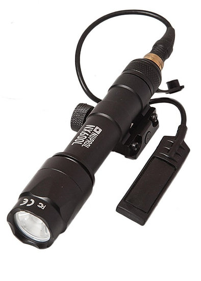 Nuprol NX600 L Rifle Torch With Pressure Switch