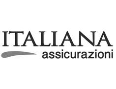 Italiana-Assicurazioni black and white .