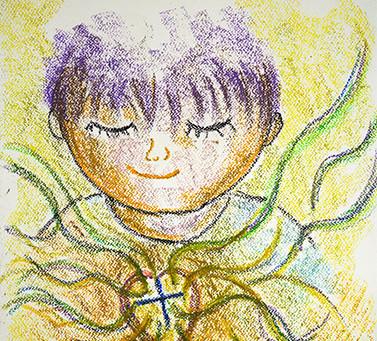 「外面的世界很恐怖」──鄭彥,男,36歲,希望尋求內在的平靜。
