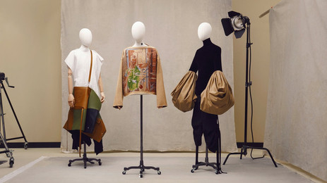 Loewe Debuts SS21 Show-In-A-Box
