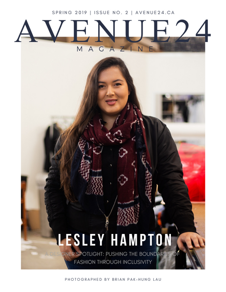 Avenue24 Designer Spotlight: Lesley Hampton