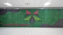 Aeropuerto Mexicali, Muros Verdes-Follaj