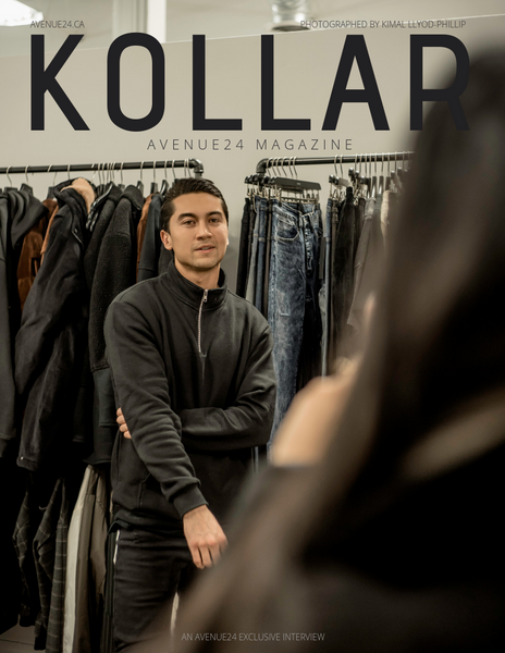 Designer Spotlight: David Kollar of Kollar Clothing