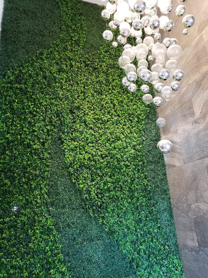 Muro verde para pasillo.jpg