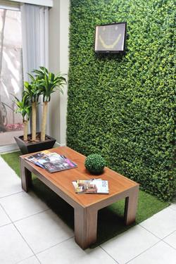 Muro Verde en Oficinas