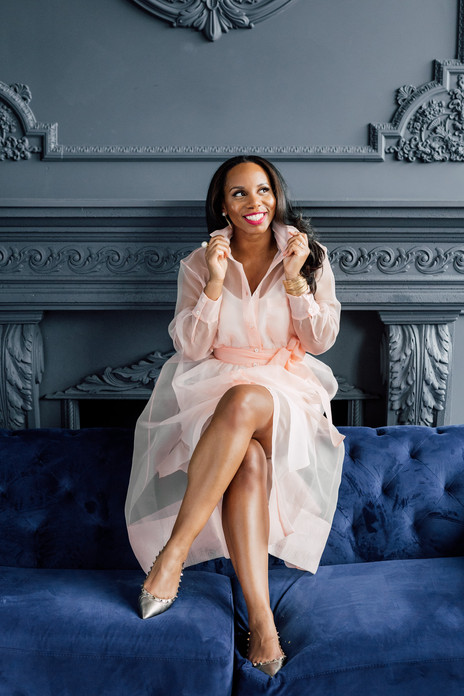 Life In Fashion: An Interview With On-Air Fashion Expert & Fashion Stylist Cindy Conroy