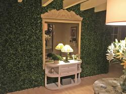 Muros Verdes en Interior - casa, oficina