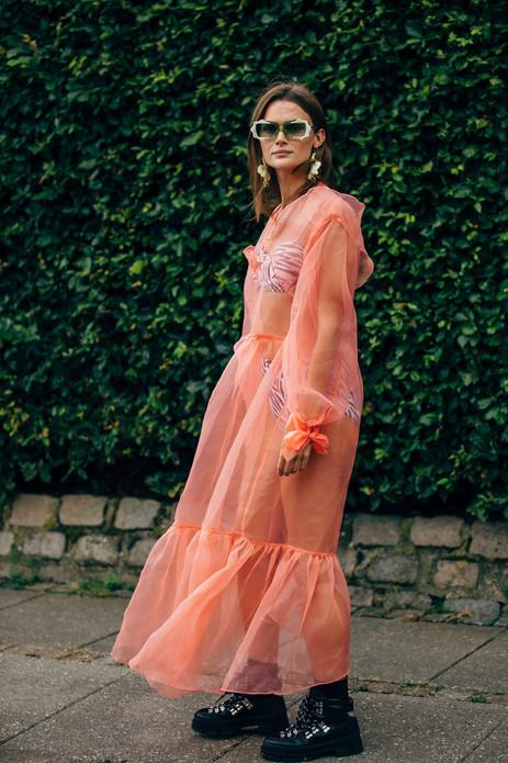 Copenhagen Fashion Week: The Best In Street Style