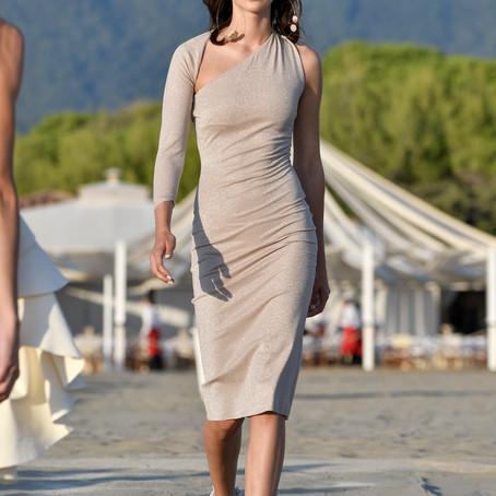 Chiara Boni La Petite Robe SS21: A message of re-birth, positivity and optimism.