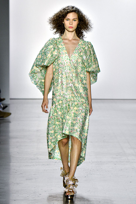 Son Jung Wan Bring 60's Glamour To NYFW For SS20