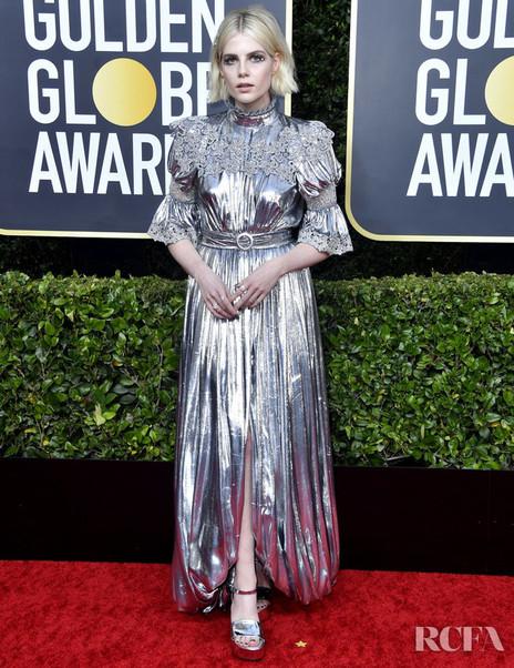 Golden Globes 2020 Red Carpet: The Best Dressed