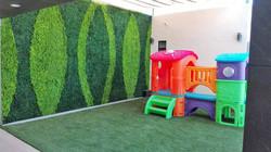 Muros Verdes y Pasto Sintético