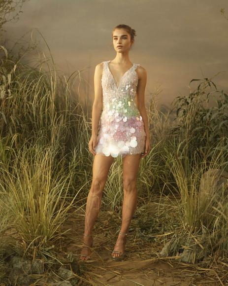 Atelier Versace Showcases Spring/Summer 2020 Lookbook