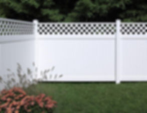 great lakes fence cleveland vinyl fence