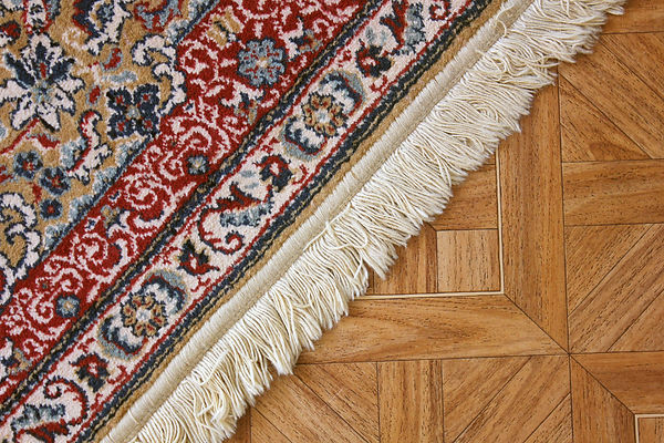 A beautiful carpet on the floor..jpg
