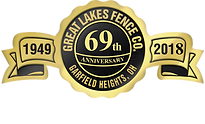 Great Lakes Fence Garfield Heights 69th Anniversary