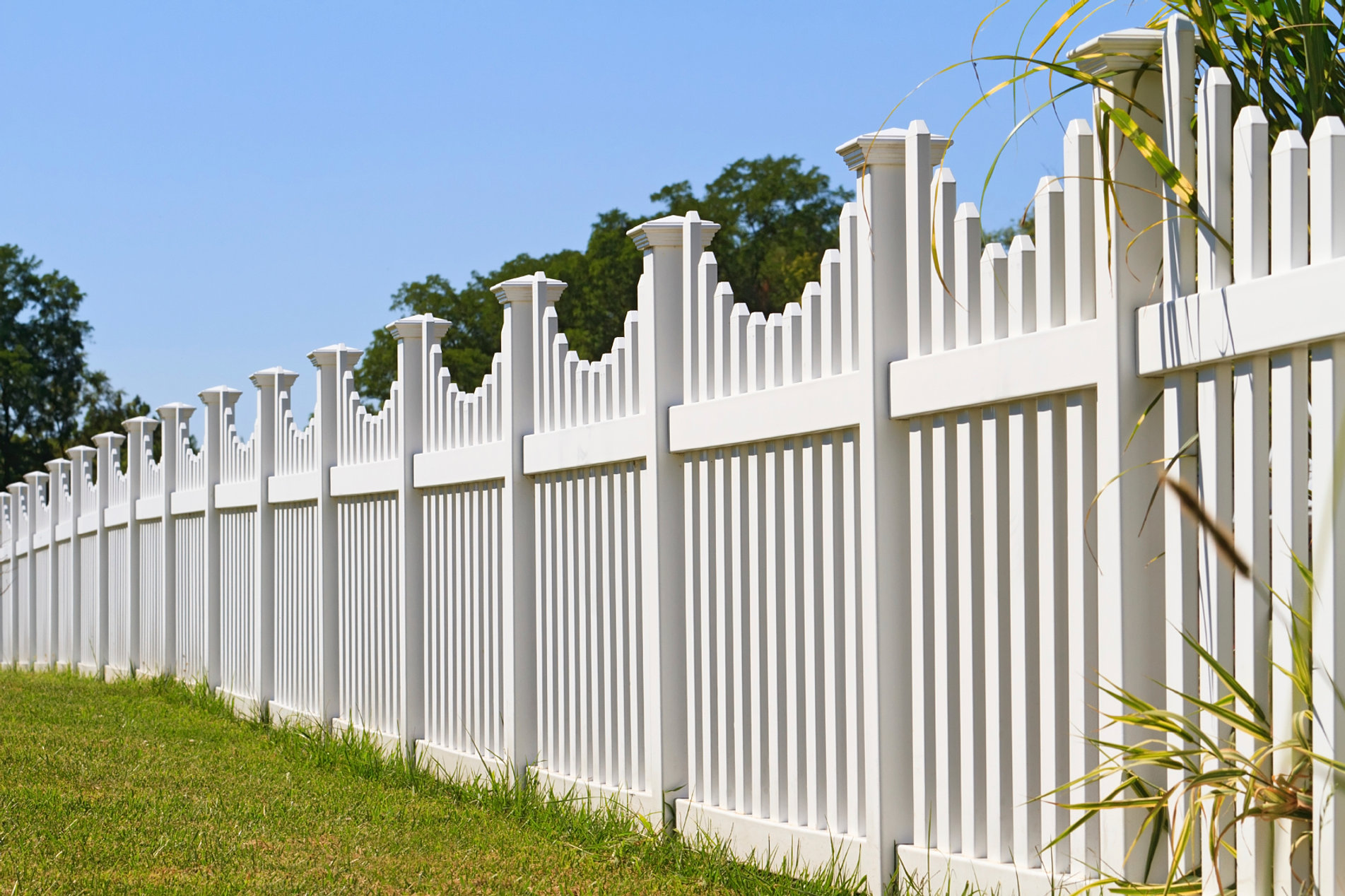 perfect fence installation by continental